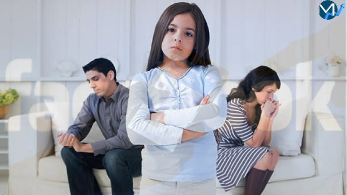Hija padre. redes sociales