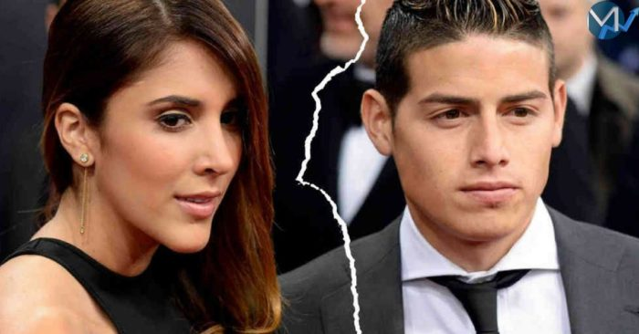 Divorcio James Rodriguez