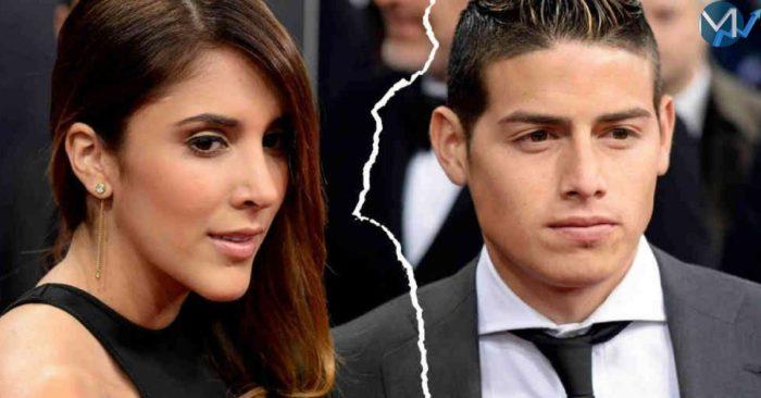 Divorcio James Rodriguez